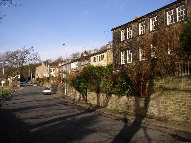 Green Hill Road, Longwood