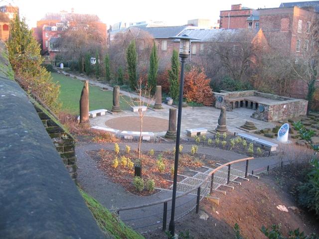 The Roman Gardens, Chester