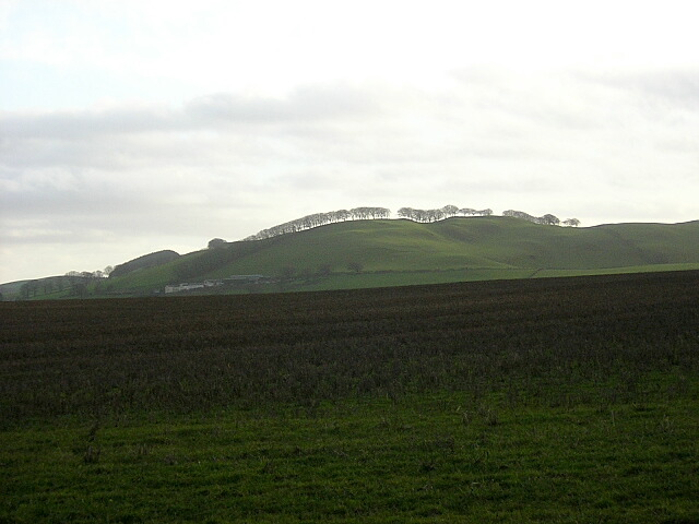 Barrs Hill From Dalruscan