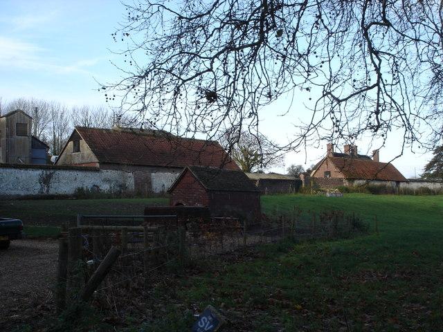 Moor Farm, Moor Crichel