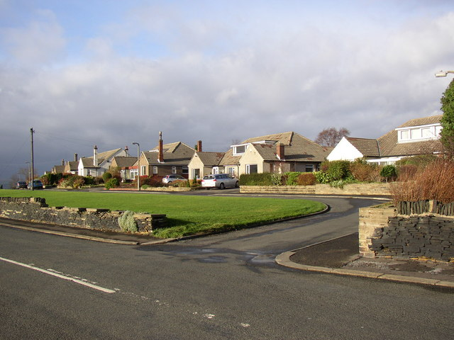 West Lodge Crescent, Fixby