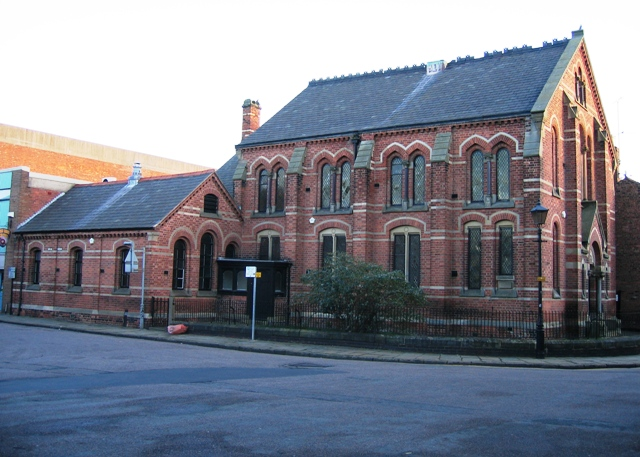 Welsh Congregational Chapel