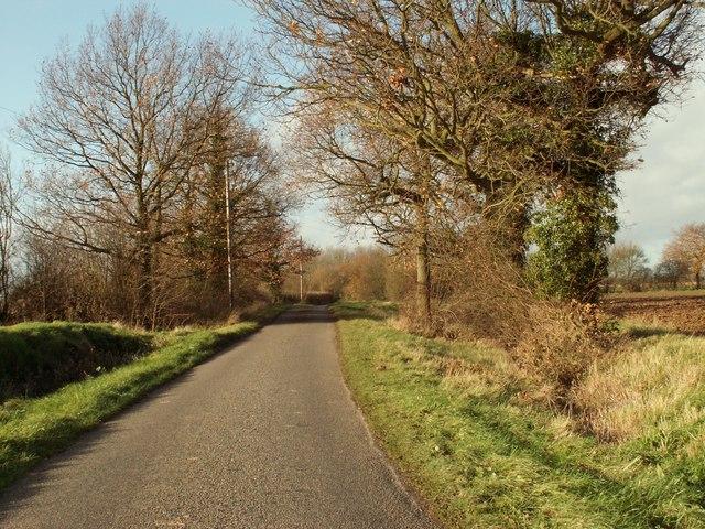 Lubberhedges Lane