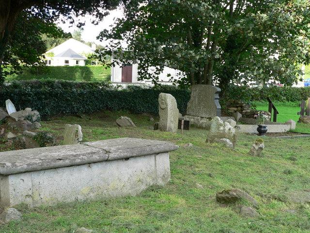 Killadeas Churchyard