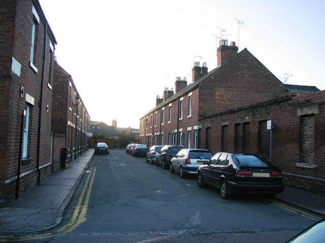 Chester Street Car Park Crewe