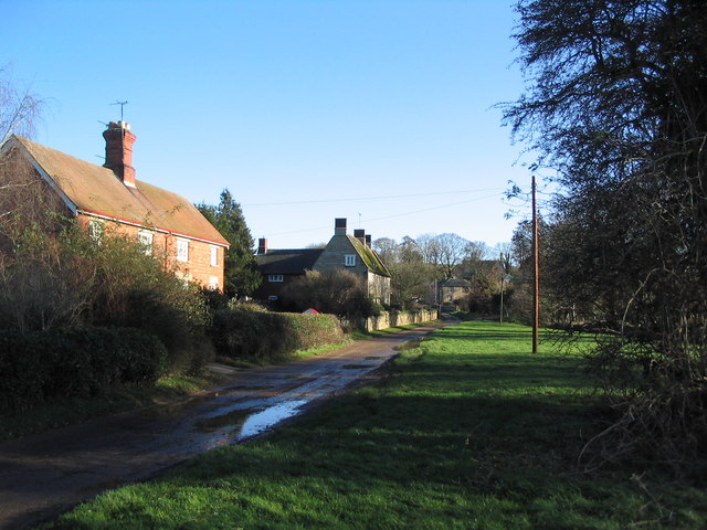Church Lane, Creeton