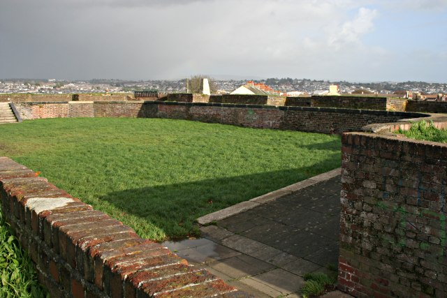 The Blockhouse: Inside the Redoubt