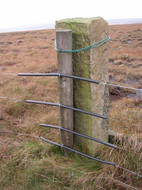 Boundary stone, Scammonden