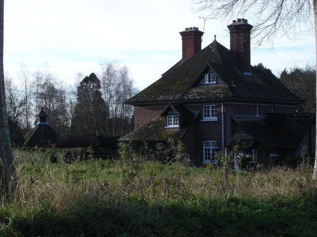 House in Moor Crichel