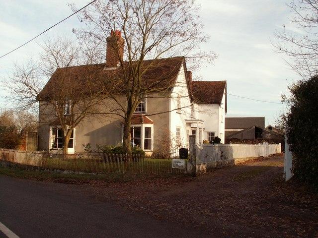 Farmhouse at Howe Hall