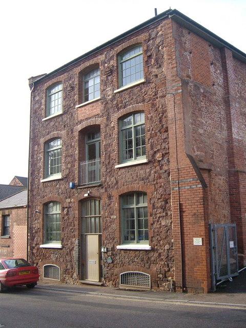 Bathurst House, Smythen Street, Exeter