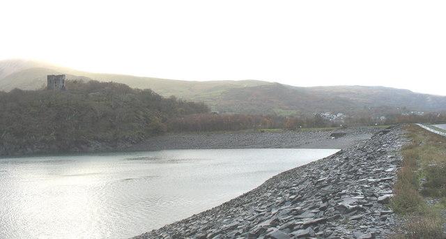 The Lower End of Llyn Peris