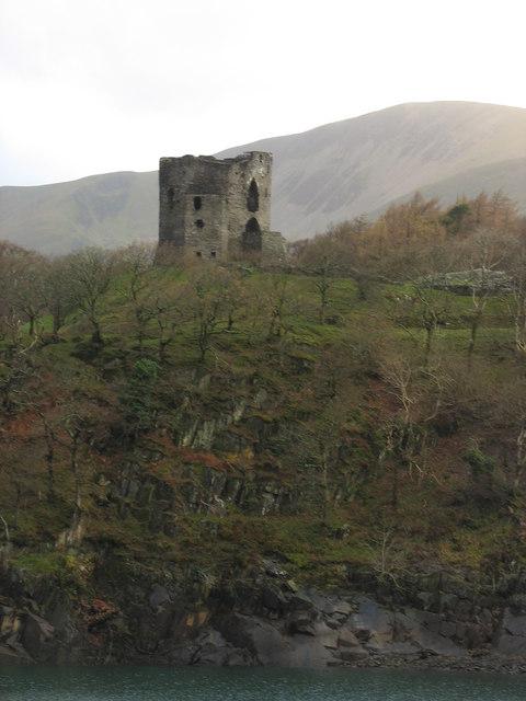 Castell Dolbadarn and Moel Eilio
