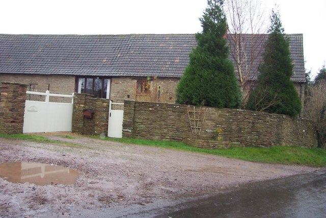Converted barn at Soilwell