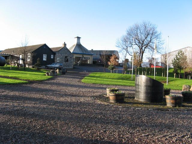 Speyside Cooperage, Craigellachie
