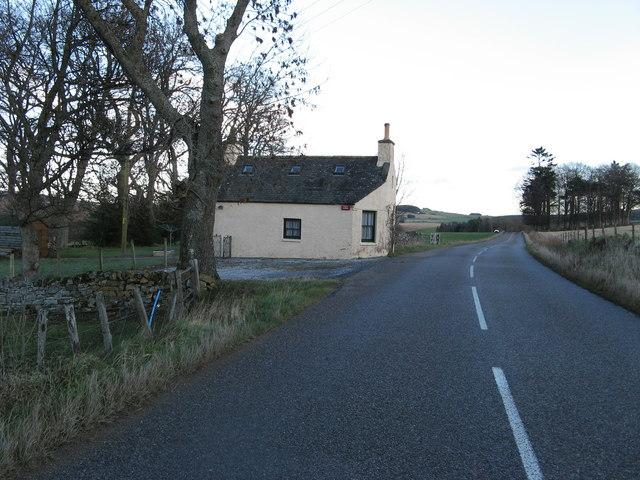 Toll House, near Drummuir