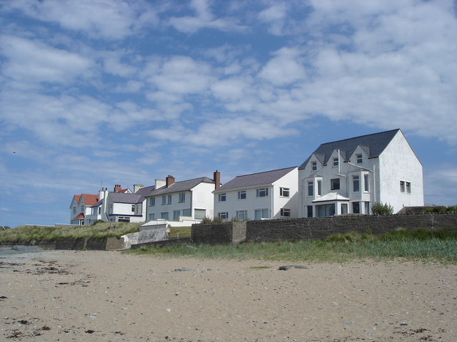 Beach Houses At Maelog