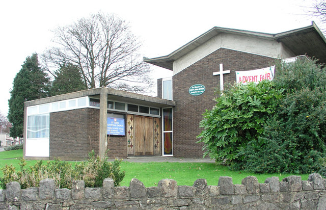 Lutheran Church, Fairwater, Cardiff