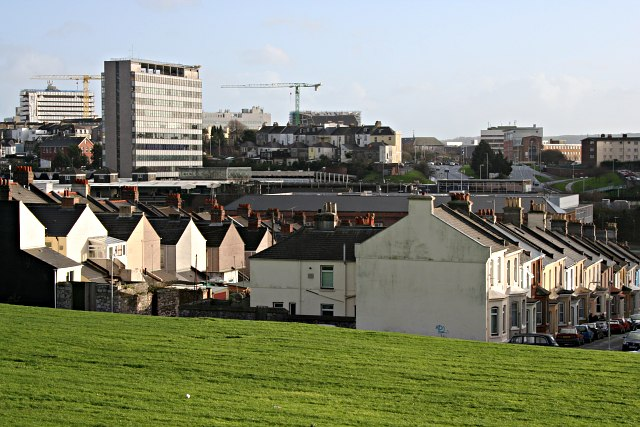 Terraced Housing, Pennycomequick
