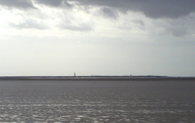 Spurn Point from Winsetts Bank