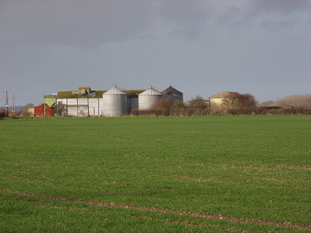 Farm buildings, Drayton