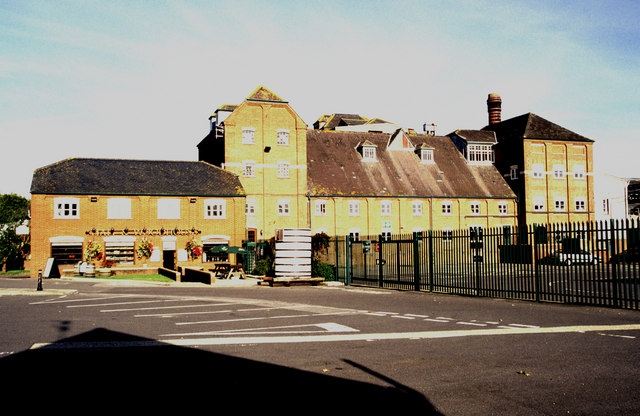 Hall & Woodhouse Brewery