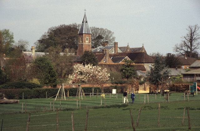 Stapehill Abbey