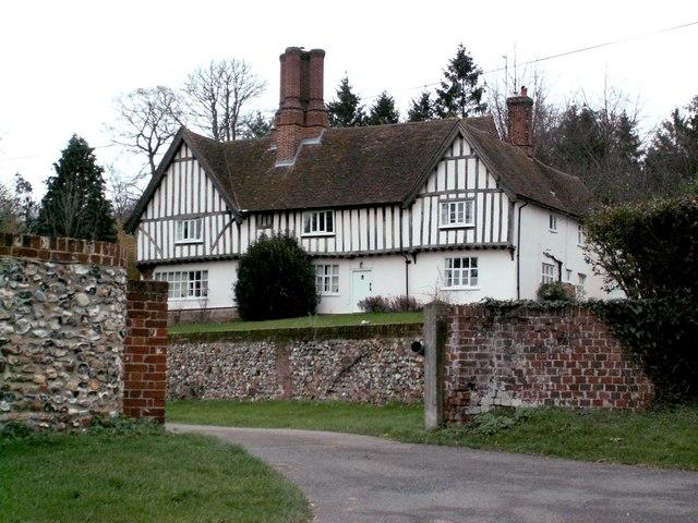 Farmhouse at Ashdon Place