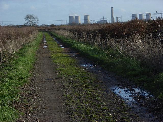 Track, Drayton