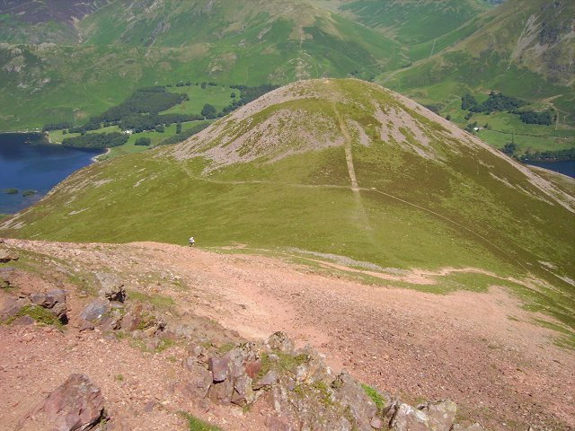 Dodd from Red Pike.