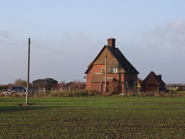 House, Wood's Farm