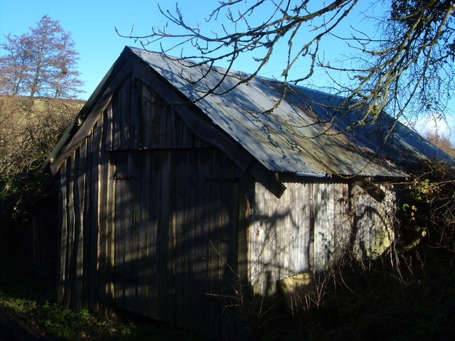 Shed at Veet Mill Farm