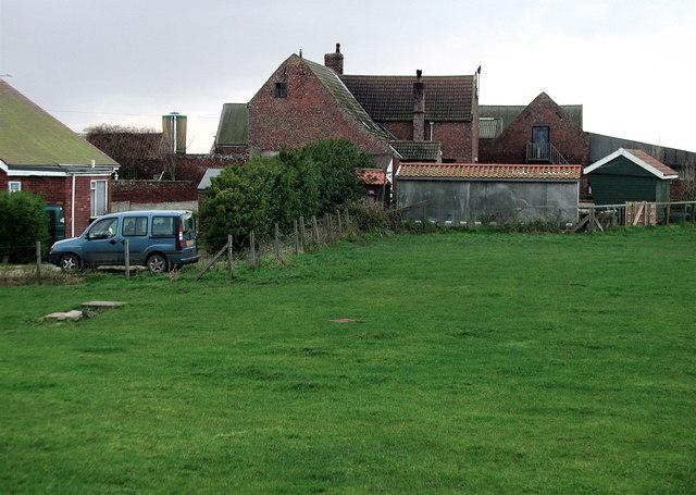 High Grange, Out Newton
