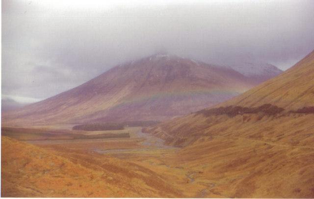 Autumnal rainbow 1985