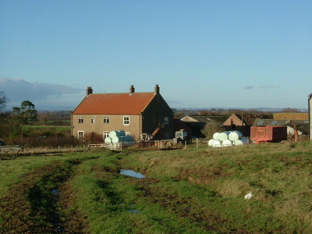 Mill Hill Farm, Deighton