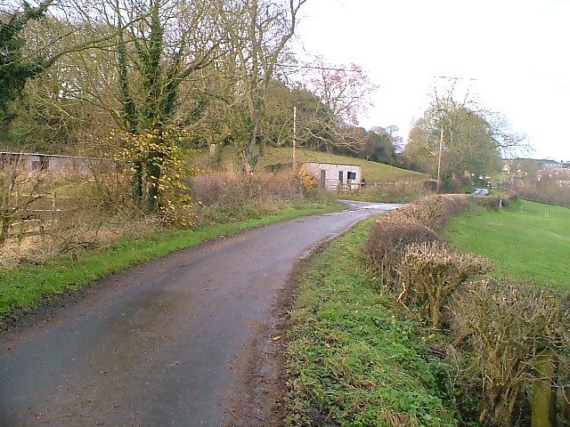 Broad Way Road Junction.