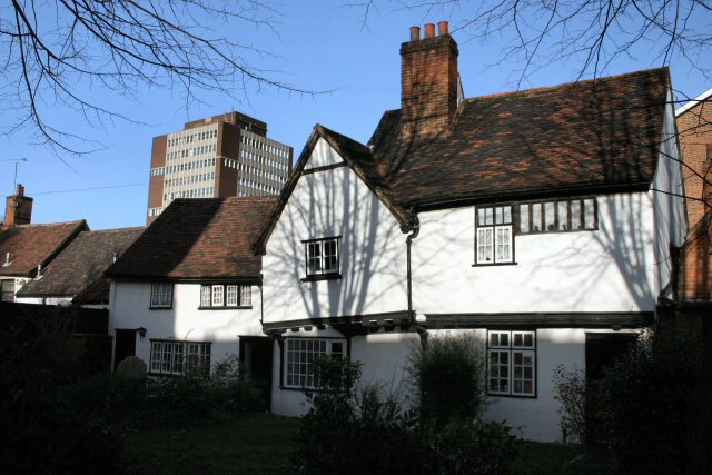 St Mary Elms Cottage, Ipswich