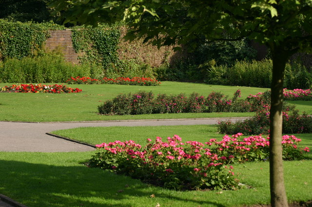 Sherdley Park Gardens St.Helens