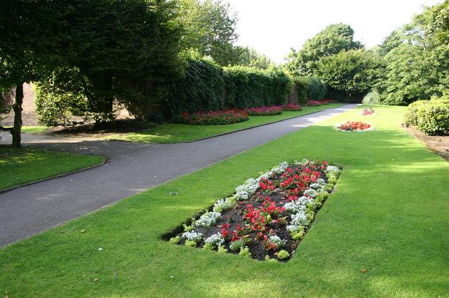 Sherdley Park Gardens, St.Helens