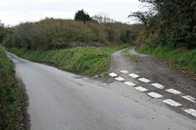 Minor Road Junction