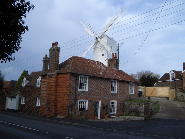 The Mill House at Windmill Hill