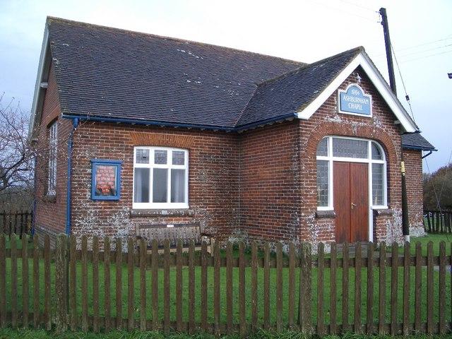 Ashburnham Chapel at Ponts Green