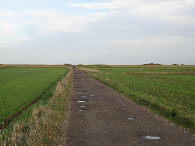 The Track To Howden's Pullover