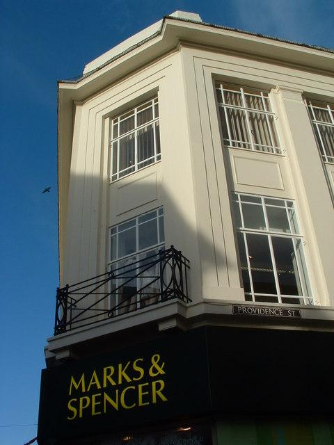 M & S Ipswich