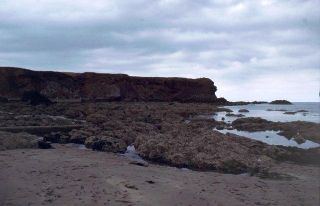 Eyemouth Beach