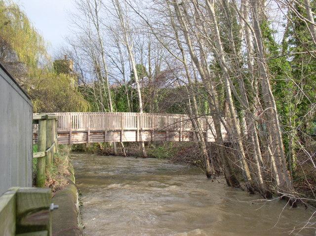 Pont y Plant, Ruthin