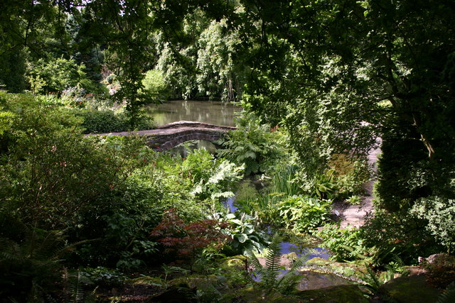 Ness Botanic Gardens, Wirral