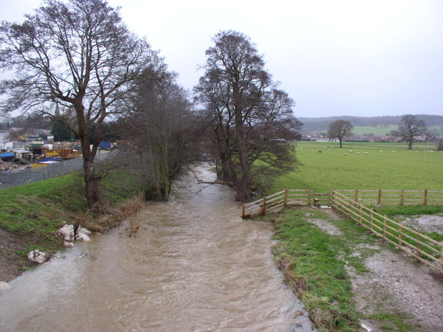 River Clwyd at Ruthin