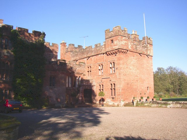 Part of Newbiggin Hall