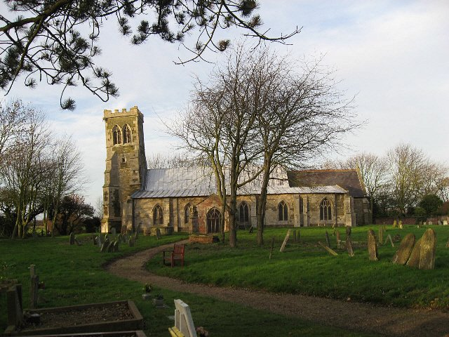 The Parish Church Of All Saints